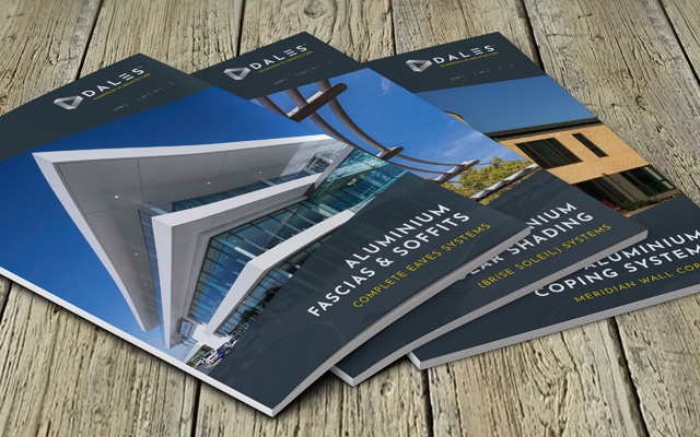 Dales brochures by CDP