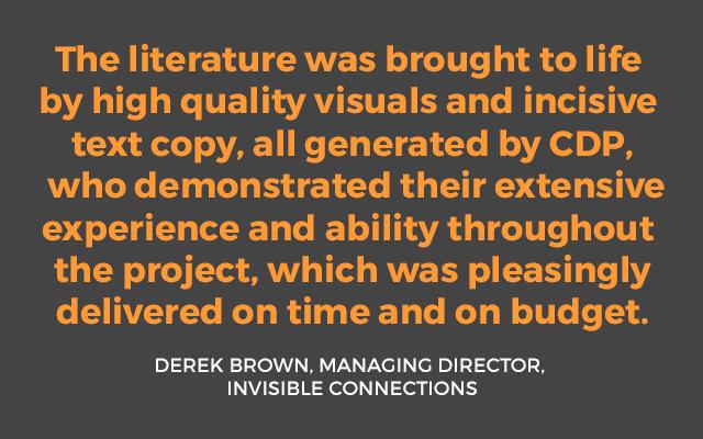 Derek Brown quote