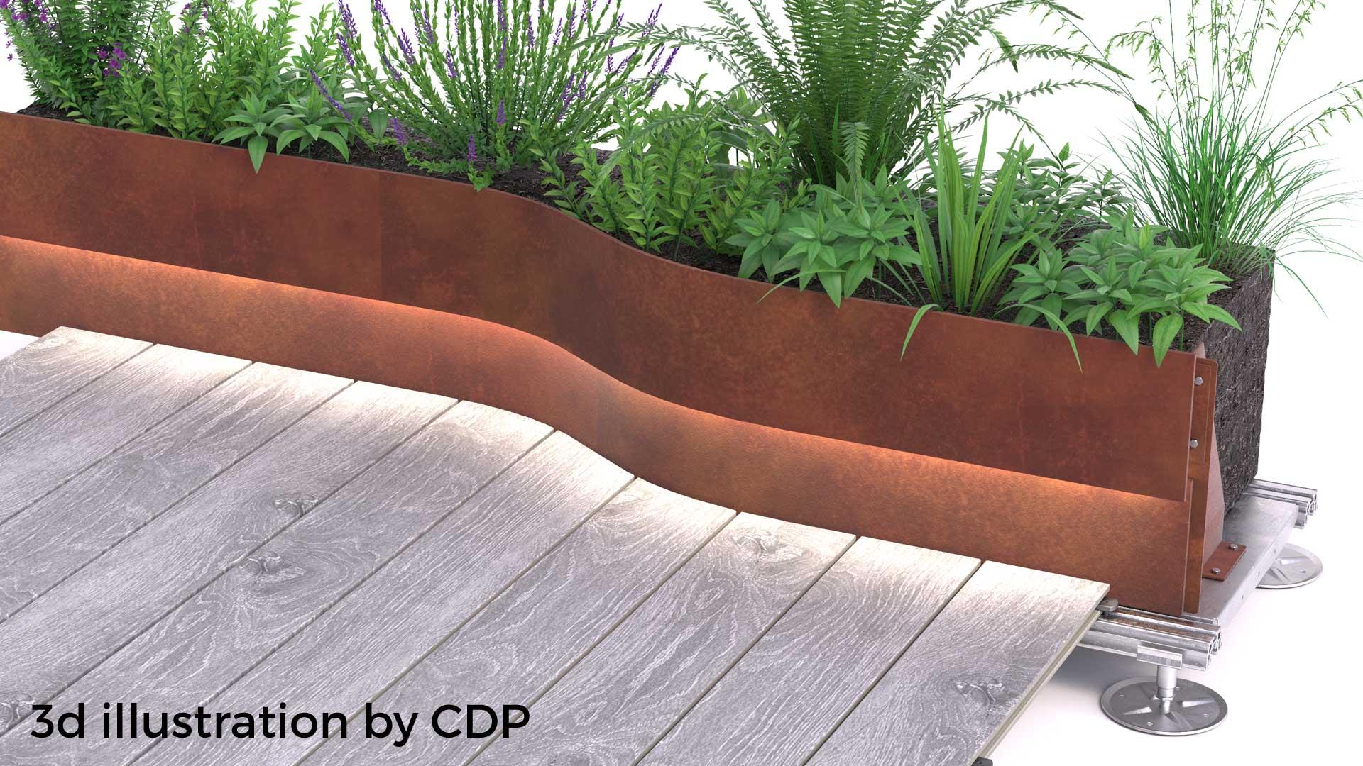 Preventa 3d illustration by CDP