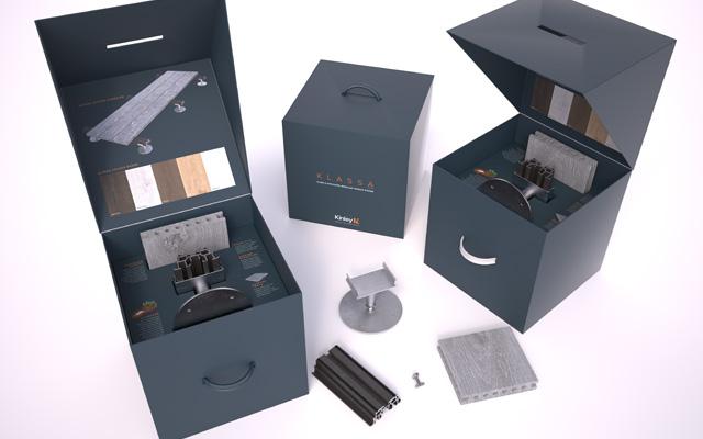 Preventa sample box