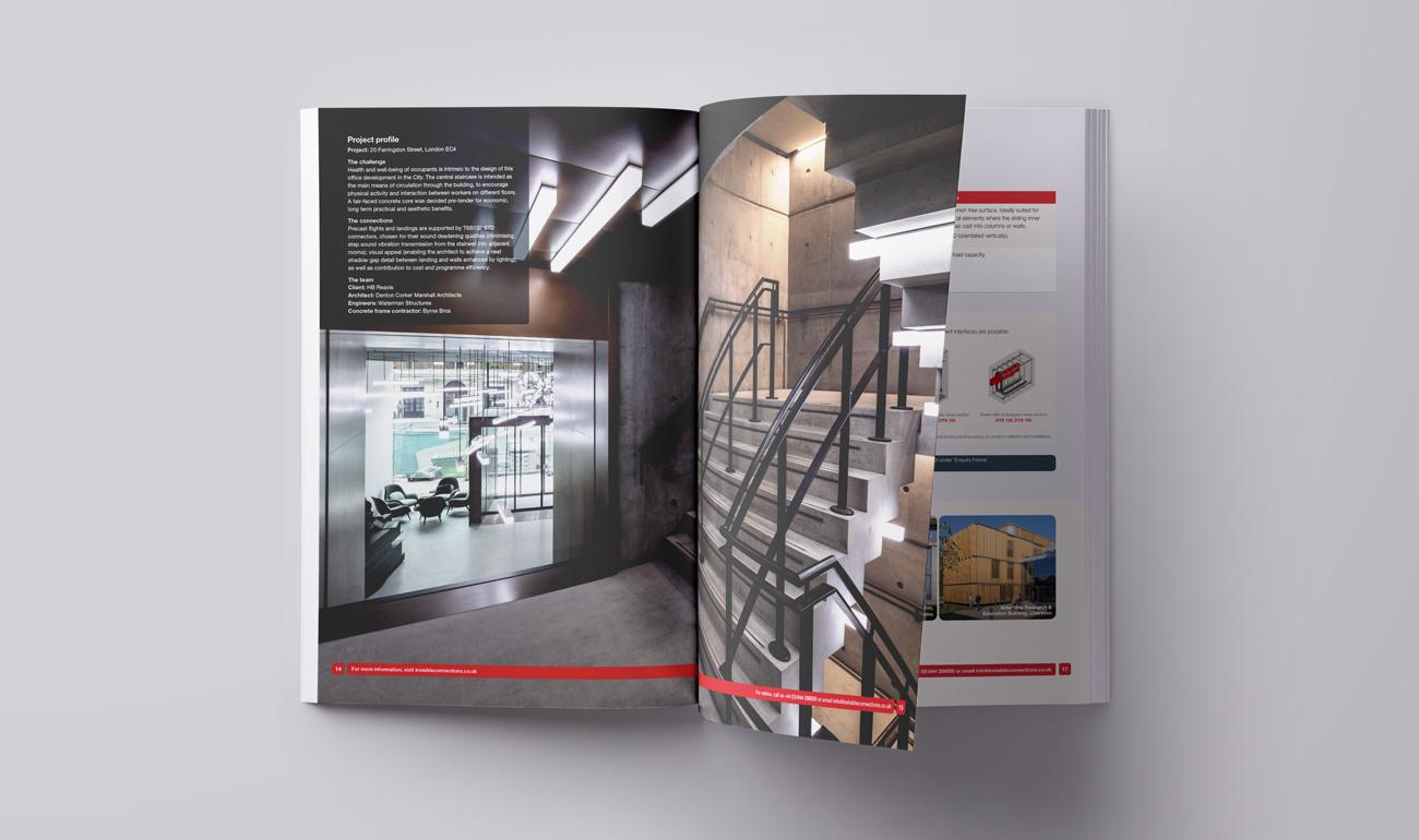 Telescopic Connectors brochure cover