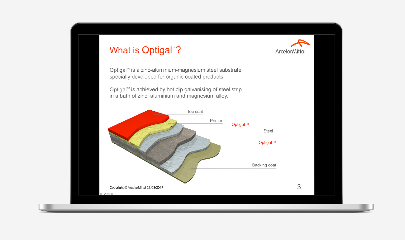ArcelorMittal presentation by CDP