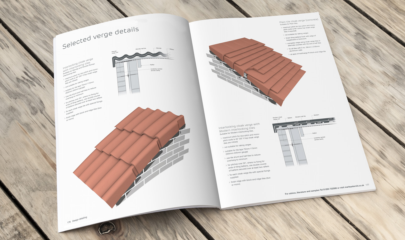 Marley Eternit roofing specification guide