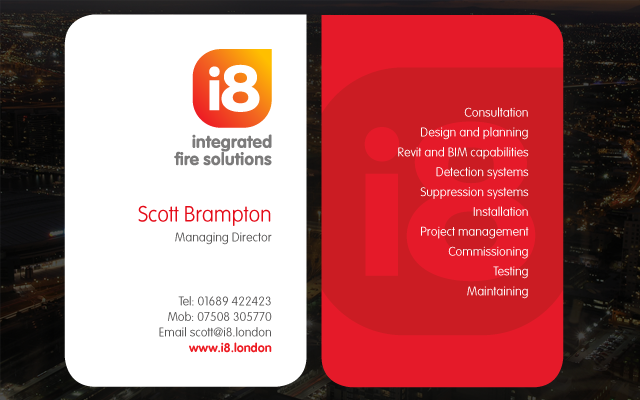 Branding for construction | i8 branding