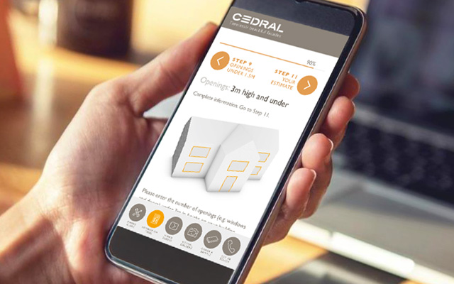 Cedral Estimation app | CDP apps for construction